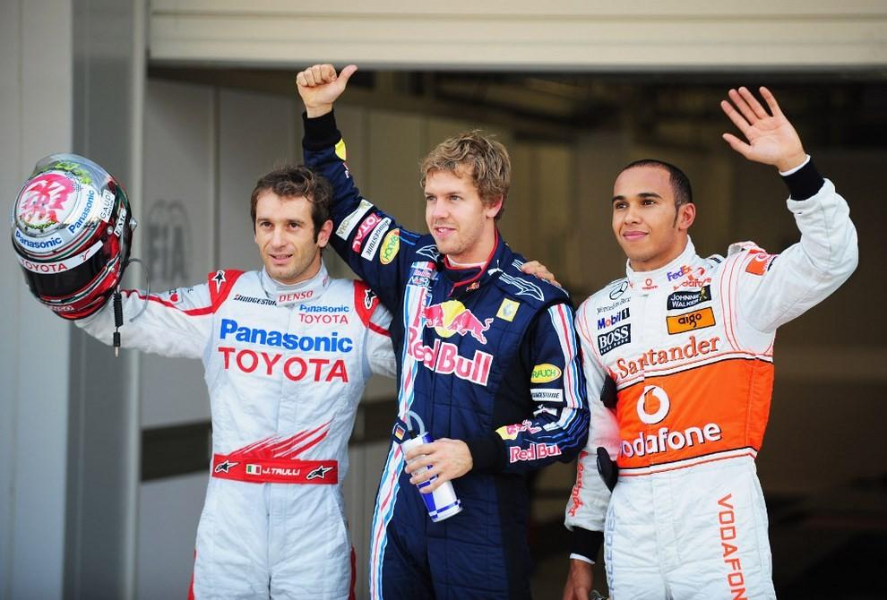 Sebastian Vettel, le foto più belle della carriera del campione di F1 - Foto 16 di 42