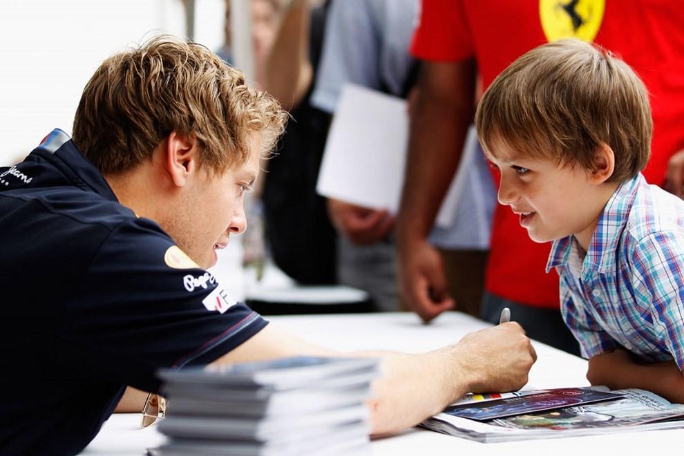 Sebastian Vettel, le foto più belle della carriera del campione di F1 - Foto 18 di 42