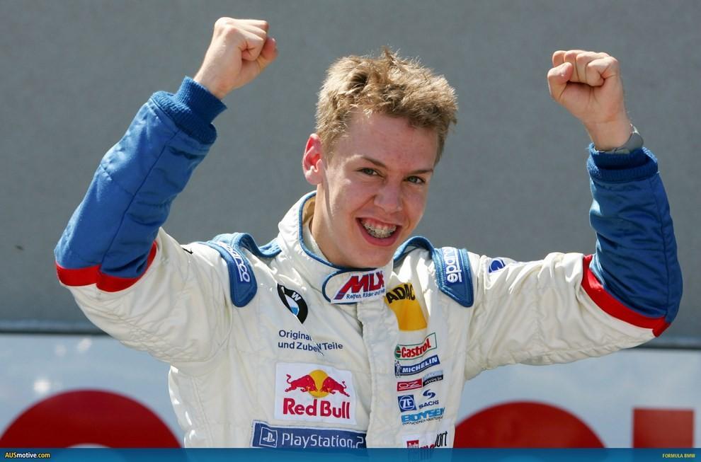 Sebastian Vettel, le foto più belle della carriera del campione di F1 - Foto 20 di 42