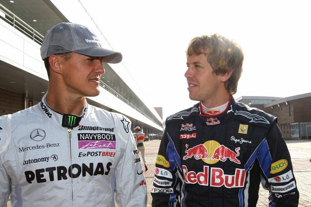 Sebastian Vettel, le foto più belle della carriera del campione di F1 - Foto 21 di 42