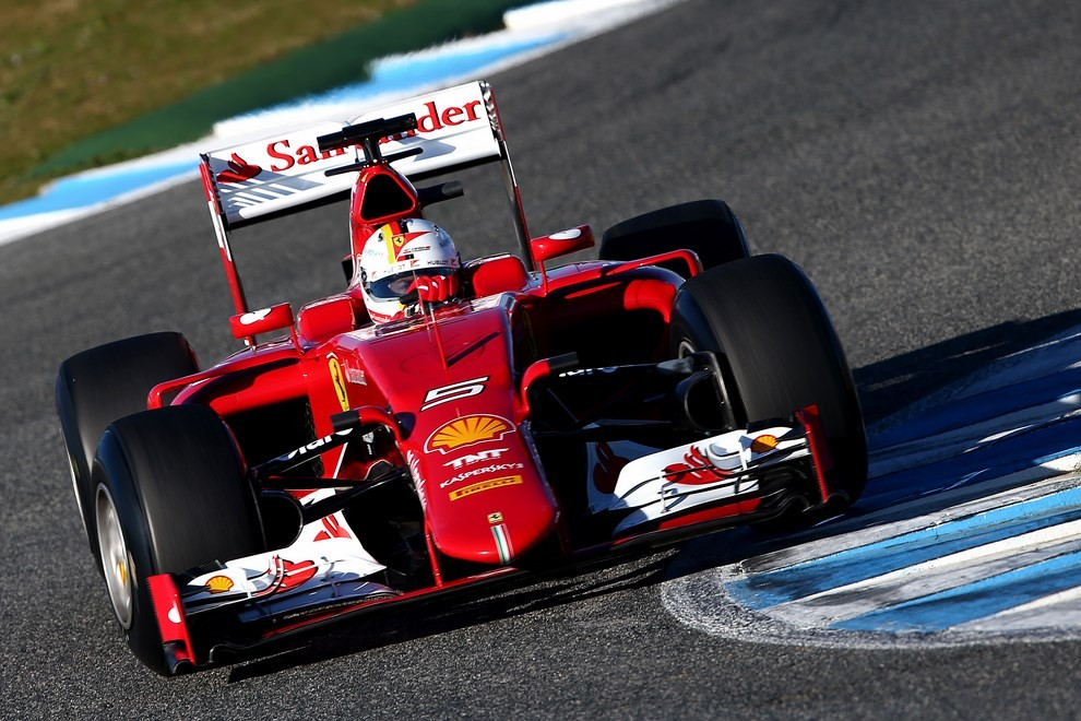 Sebastian Vettel, le foto più belle della carriera del campione di F1 - Foto 2 di 42