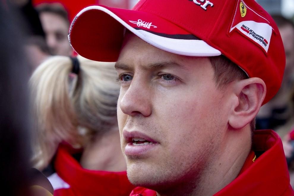 Sebastian Vettel, le foto più belle della carriera del campione di F1 - Foto 3 di 42