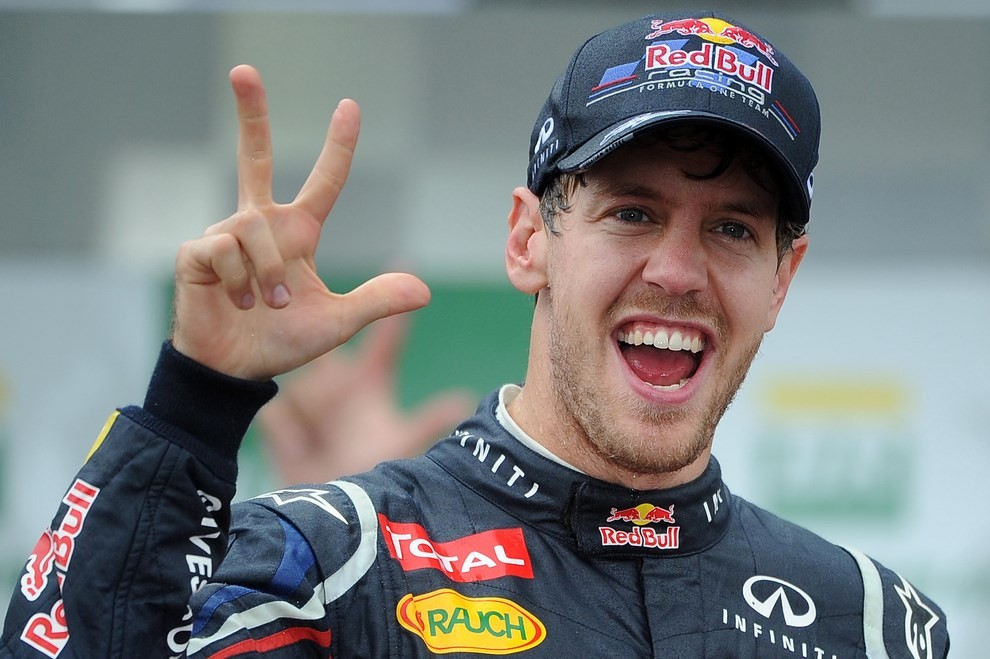 Sebastian Vettel, le foto più belle della carriera del campione di F1 - Foto 22 di 42
