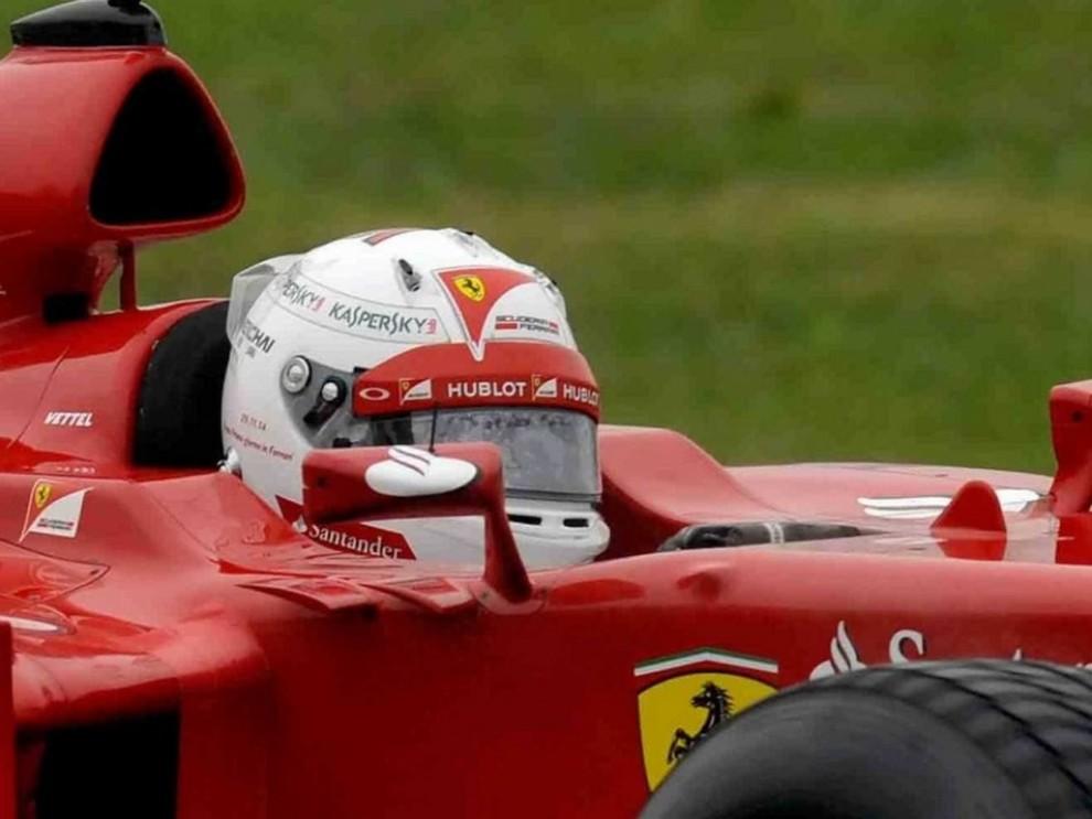 Sebastian Vettel, le foto più belle della carriera del campione di F1 - Foto 26 di 42