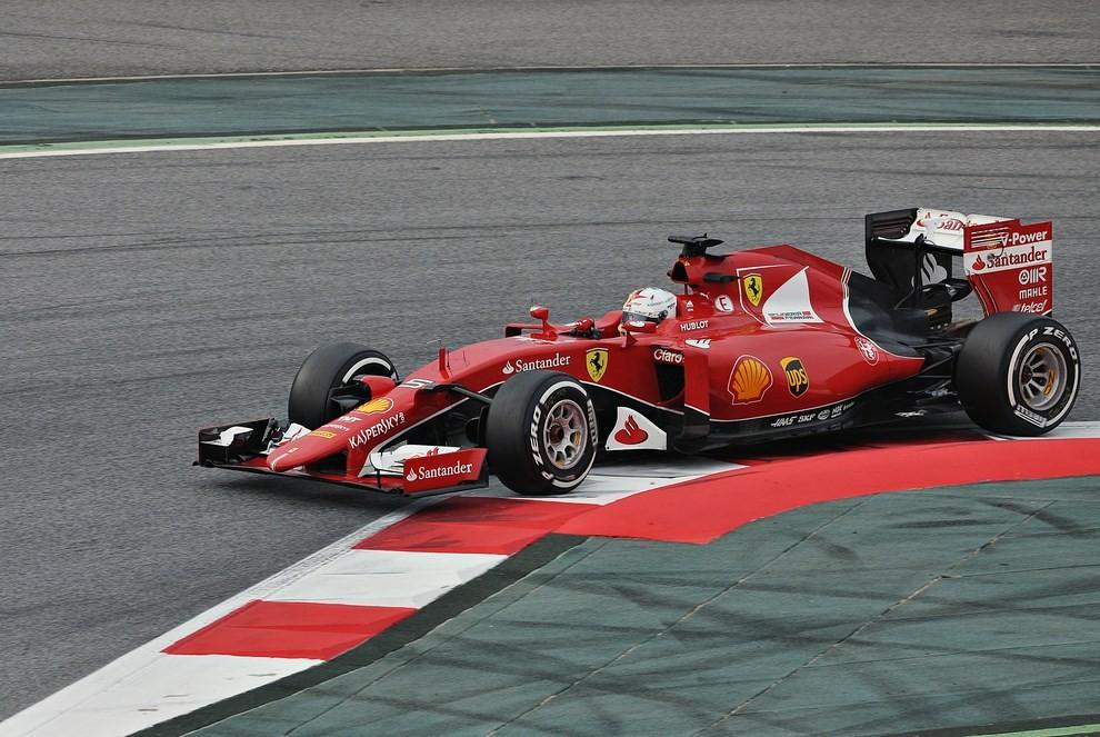 Sebastian Vettel, le foto più belle della carriera del campione di F1 - Foto 27 di 42