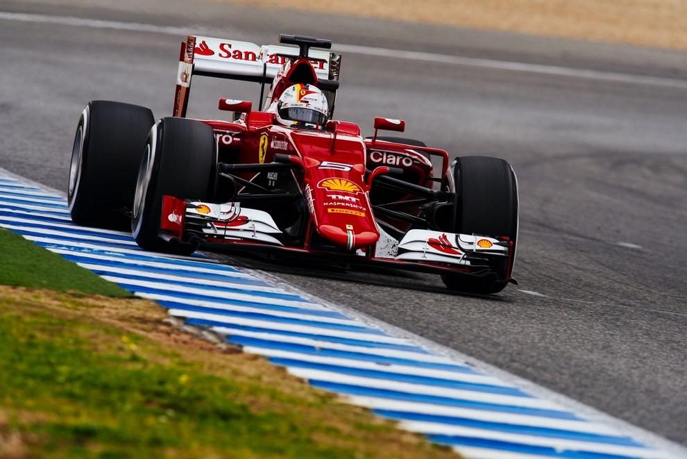Sebastian Vettel, le foto più belle della carriera del campione di F1 - Foto 28 di 42