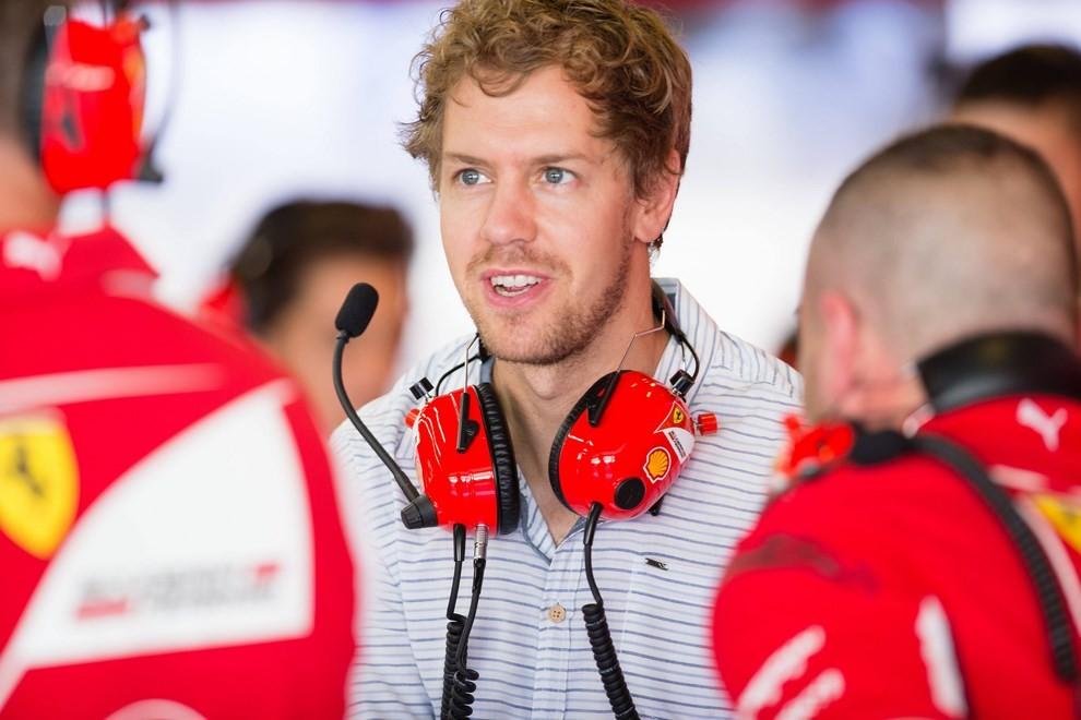 Sebastian Vettel, le foto più belle della carriera del campione di F1 - Foto 4 di 42