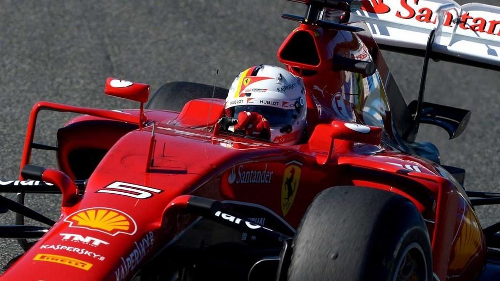 Sebastian Vettel, le foto più belle della carriera del campione di F1 - Foto 32 di 42