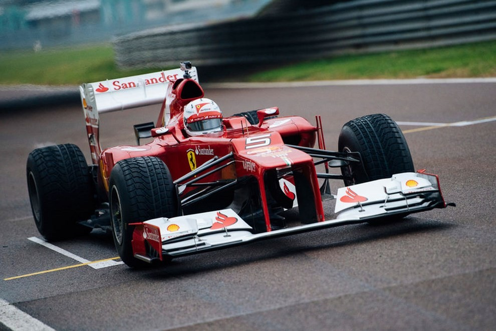 Sebastian Vettel, le foto più belle della carriera del campione di F1 - Foto 36 di 42