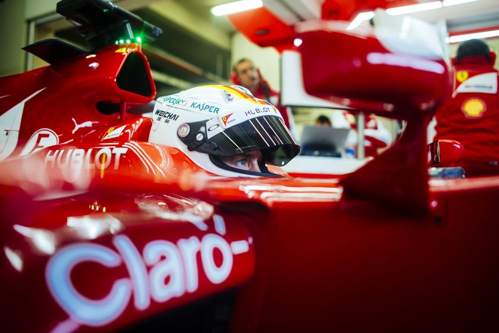 Sebastian Vettel, le foto più belle della carriera del campione di F1 - Foto 37 di 42