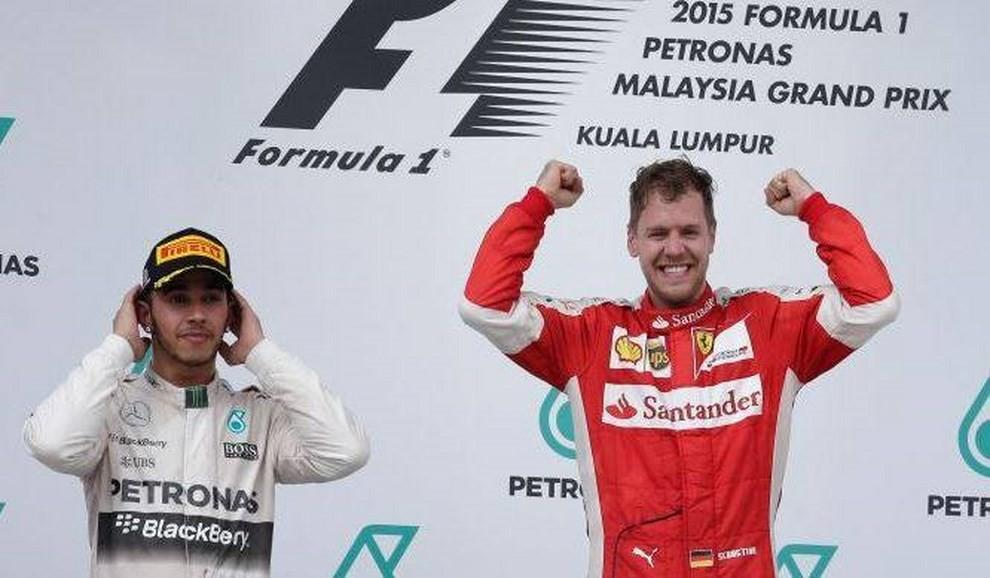 Sebastian Vettel, le foto più belle della carriera del campione di F1 - Foto 39 di 42
