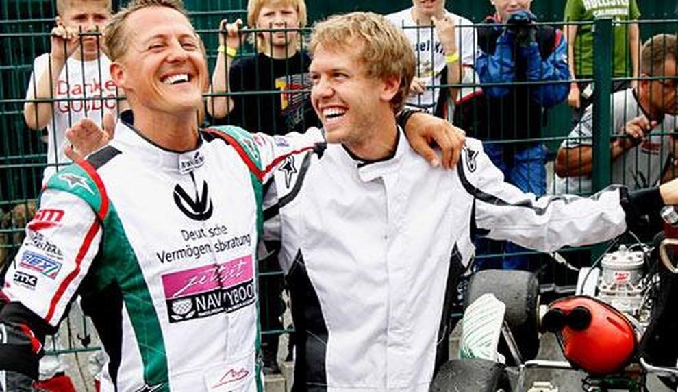 Sebastian Vettel, le foto più belle della carriera del campione di F1 - Foto 41 di 42