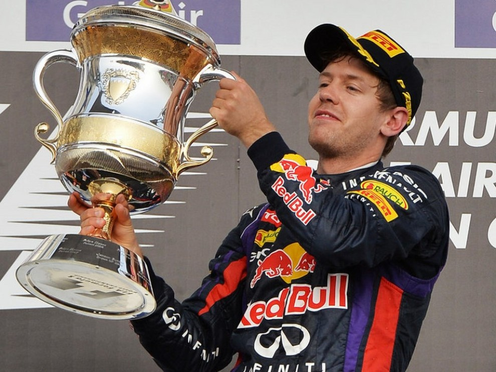 Sebastian Vettel, le foto più belle della carriera del campione di F1 - Foto 11 di 42