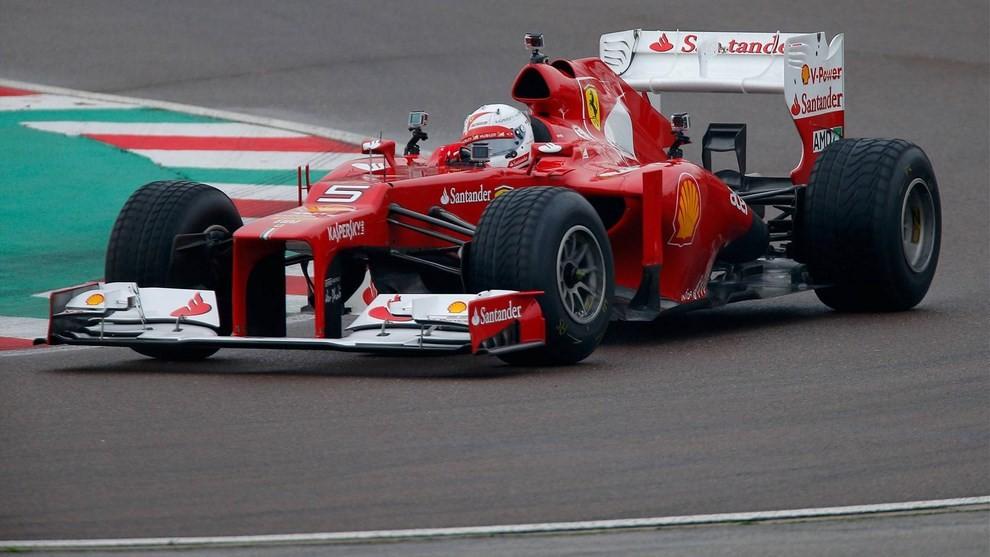 Sebastian Vettel, le foto più belle della carriera del campione di F1 - Foto 6 di 42