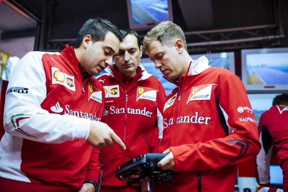 Sebastian Vettel, le foto più belle della carriera del campione di F1 - Foto 7 di 42
