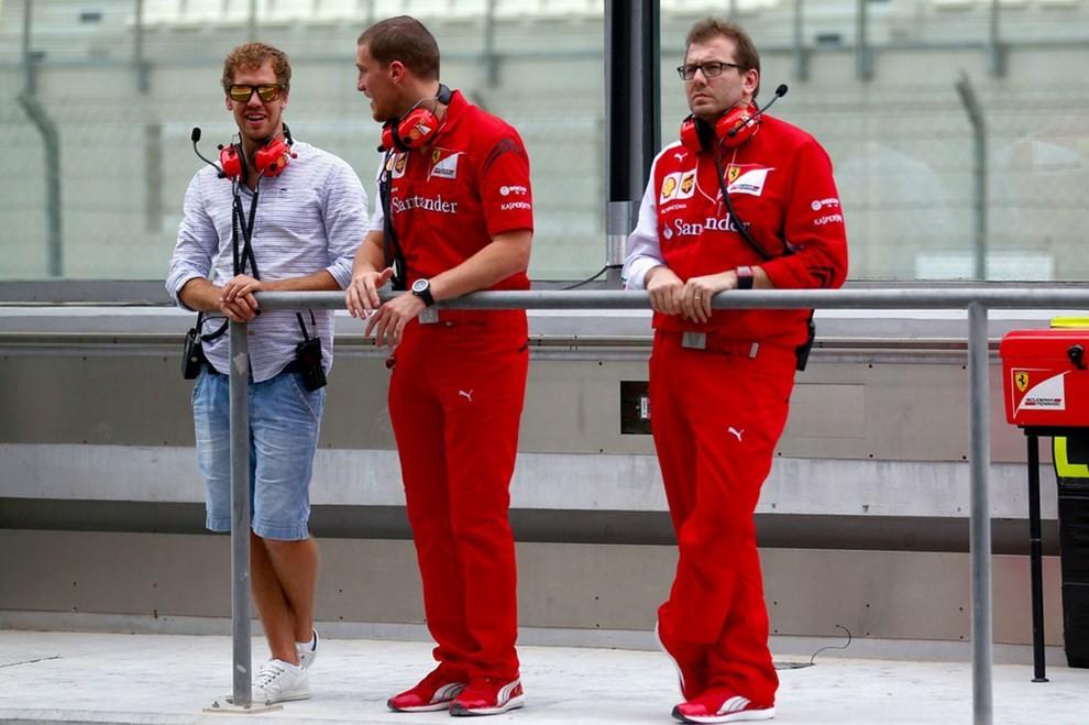 Sebastian Vettel, le foto più belle della carriera del campione di F1 - Foto 8 di 42