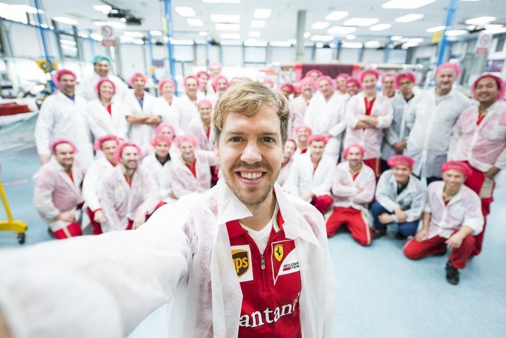 Sebastian Vettel, le foto più belle della carriera del campione di F1 - Foto 9 di 42