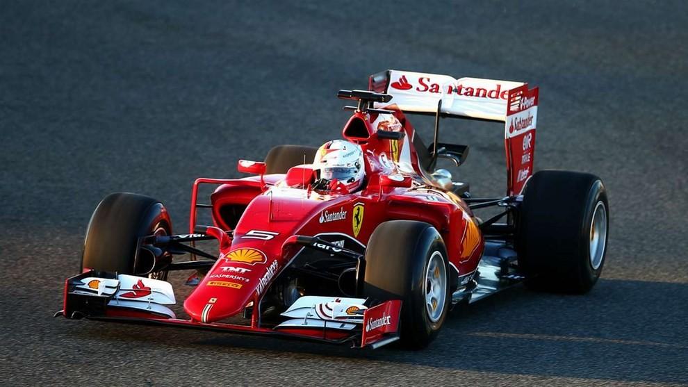 Sebastian Vettel, le foto più belle della carriera del campione di F1 - Foto 10 di 42