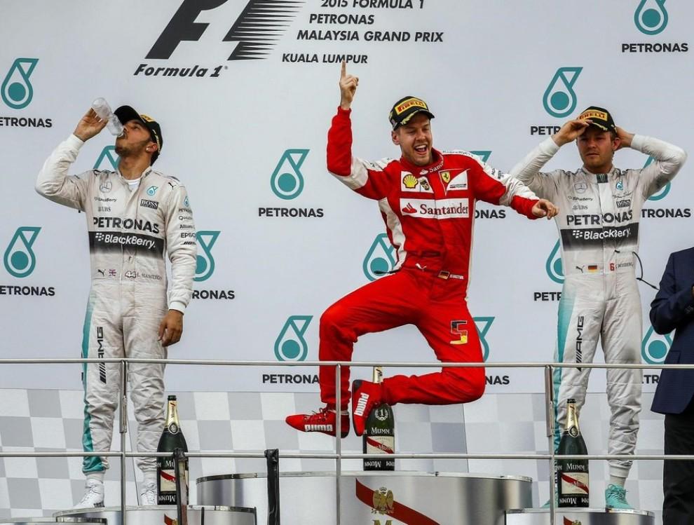 Sebastian Vettel, le foto più belle della carriera del campione di F1 - Foto 1 di 42