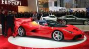 Justin Bieber si regala una Ferrari LaFerrari da 1.4 milioni di dollari