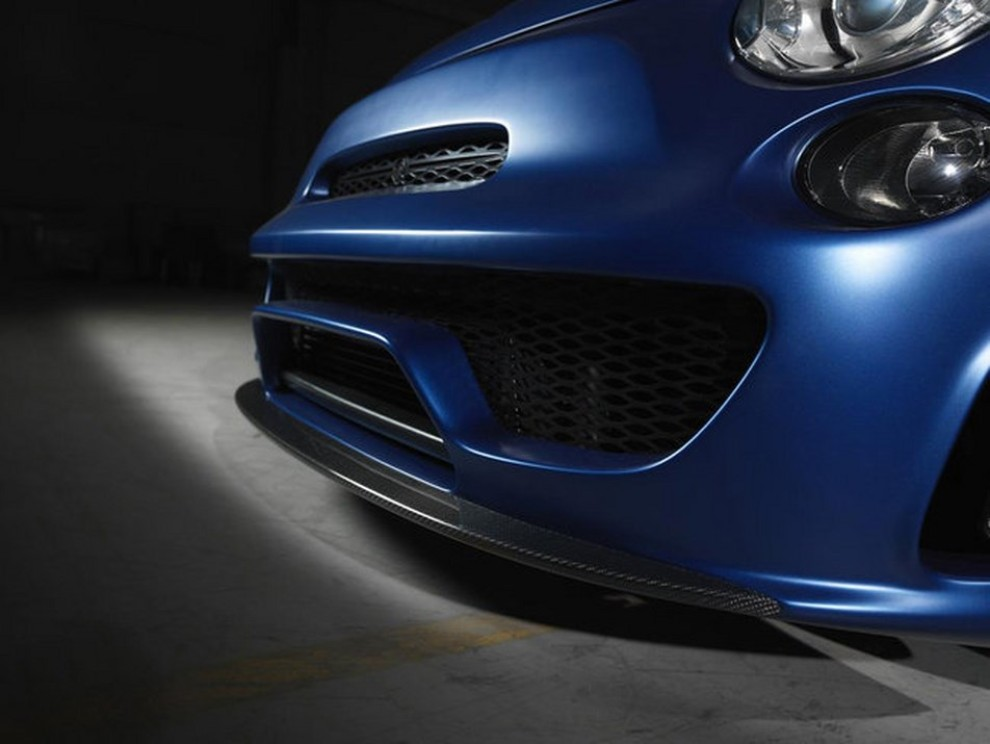 Abarth 500 tuning da 331 CV by Pogea Racing - Foto 4 di 10