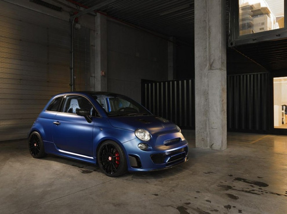 Abarth 500 tuning da 331 CV by Pogea Racing - Foto 7 di 10