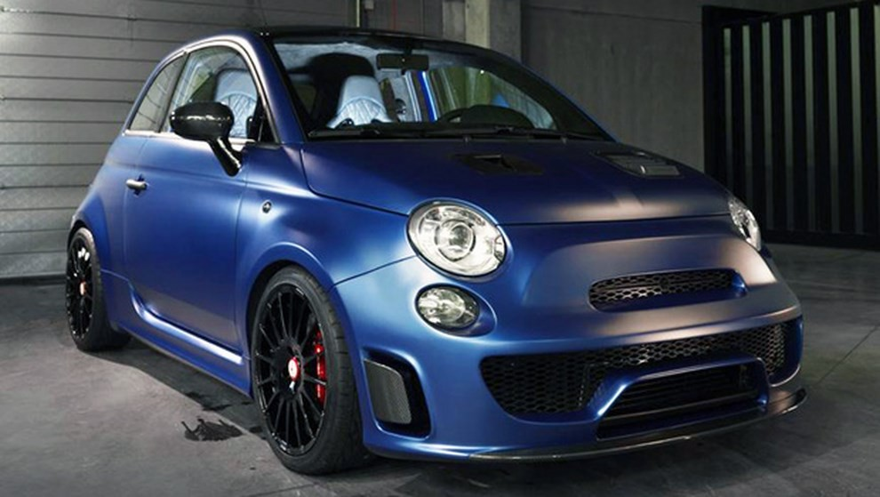 Abarth 500 tuning da 331 CV by Pogea Racing - Foto 8 di 10