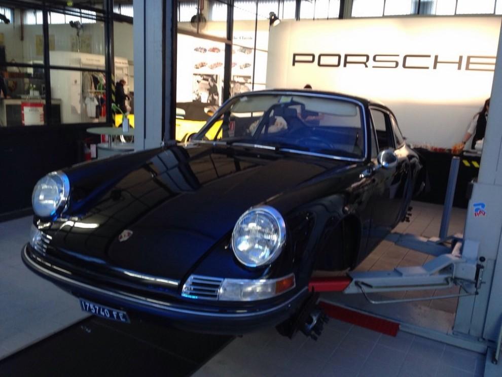 Partner Porsche Classic, inaugurato a Padova il secondo centro specializzato nelle auto d'epoca Porsche - Foto 6 di 20