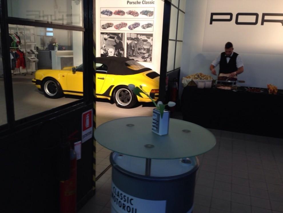 Partner Porsche Classic, inaugurato a Padova il secondo centro specializzato nelle auto d'epoca Porsche - Foto 12 di 20