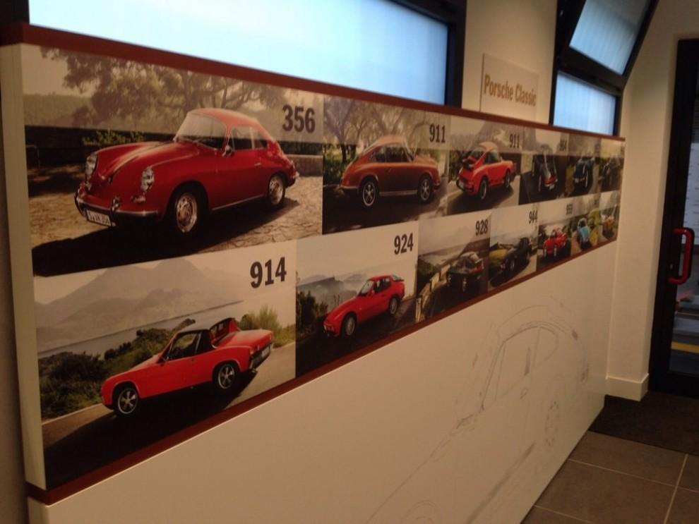 Partner Porsche Classic, inaugurato a Padova il secondo centro specializzato nelle auto d'epoca Porsche - Foto 18 di 20