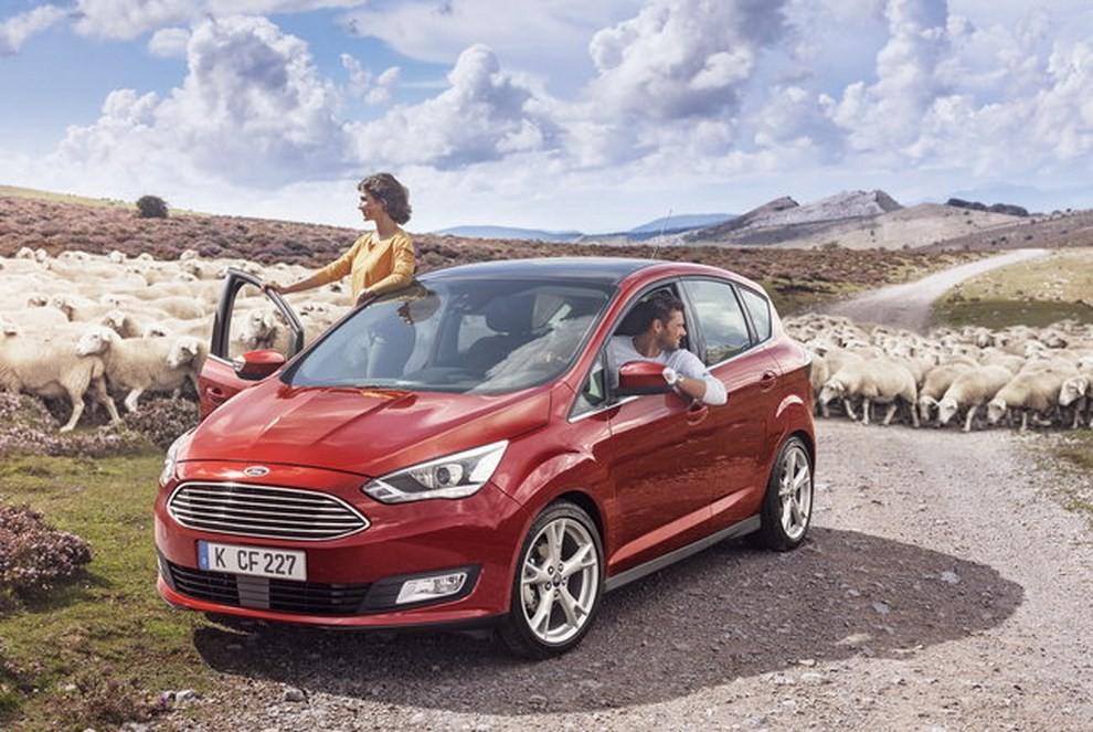 Ford C-Max: motori, prezzi ed allestimenti - Foto 8 di 18