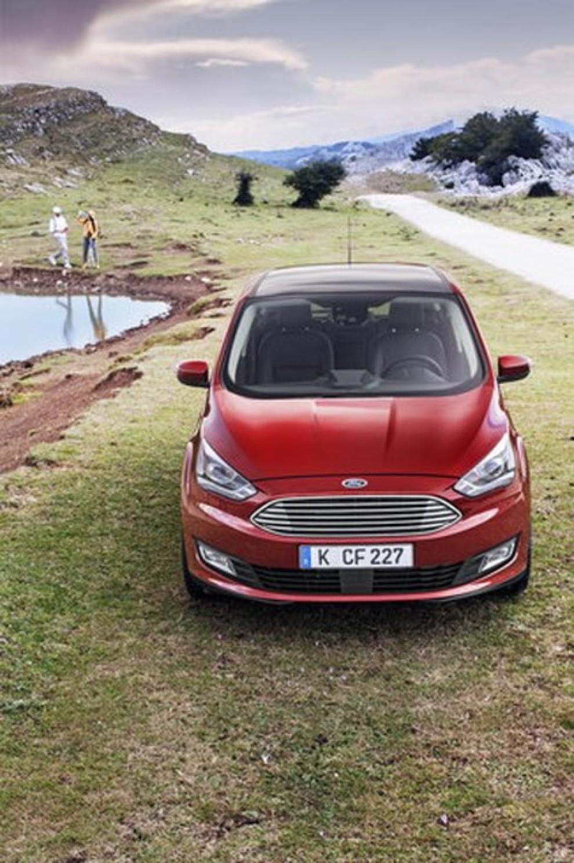 Ford C-Max: motori, prezzi ed allestimenti - Foto 9 di 18