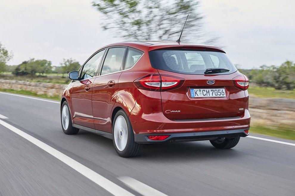 Ford C-Max: motori, prezzi ed allestimenti - Foto 10 di 18