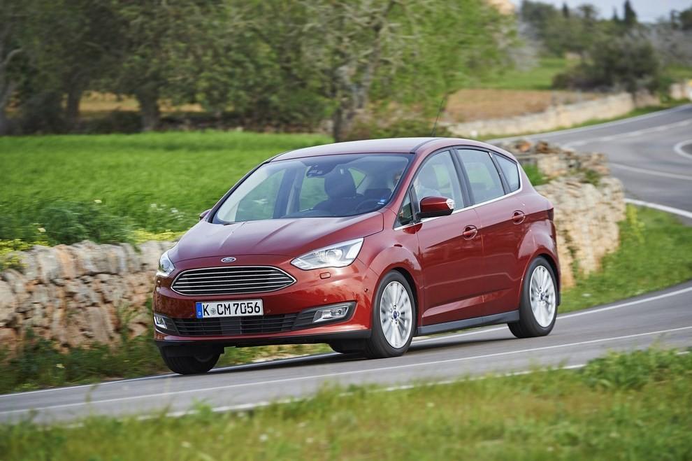 Ford C-Max: motori, prezzi ed allestimenti - Foto 1 di 18