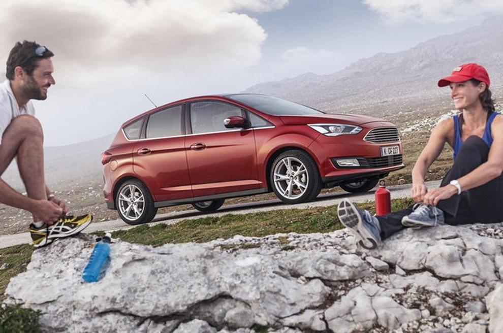 Ford C-Max: motori, prezzi ed allestimenti - Foto 13 di 18