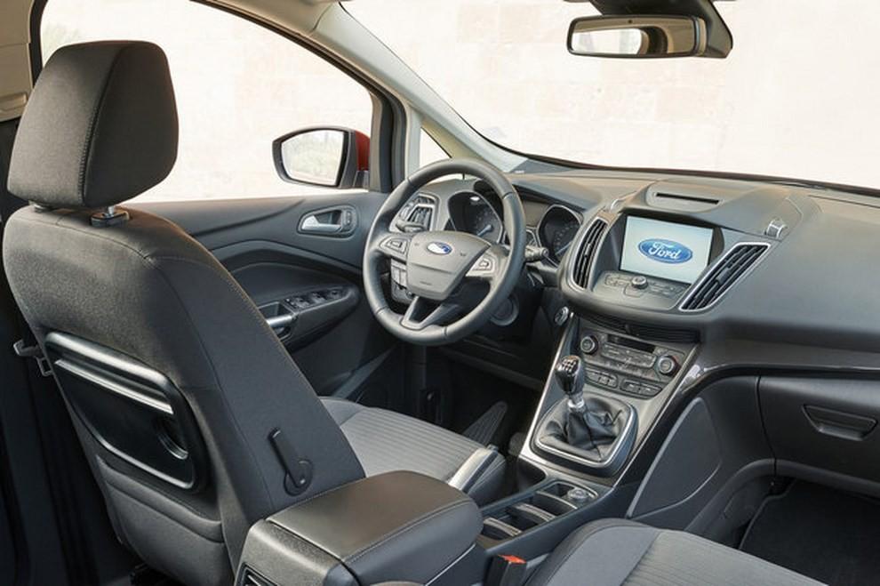Ford C-Max: motori, prezzi ed allestimenti - Foto 14 di 18