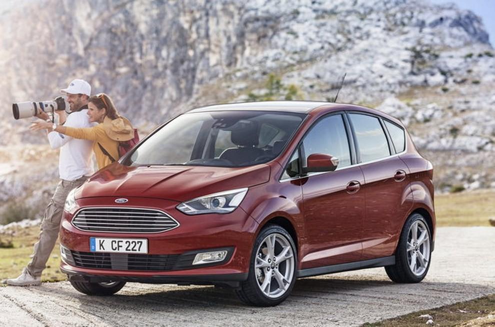 Ford C-Max: motori, prezzi ed allestimenti - Foto 15 di 18