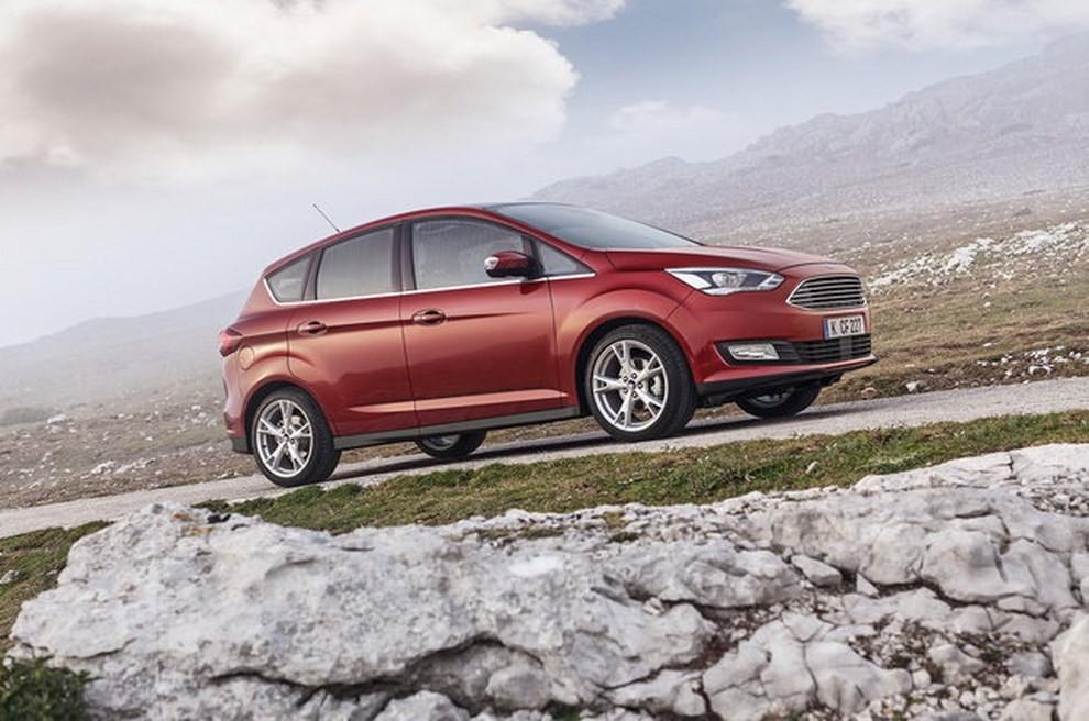Ford C-Max: motori, prezzi ed allestimenti - Foto 16 di 18