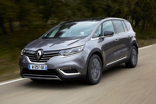 Nuova Renault Espace, la monovolume che è diventata crossover