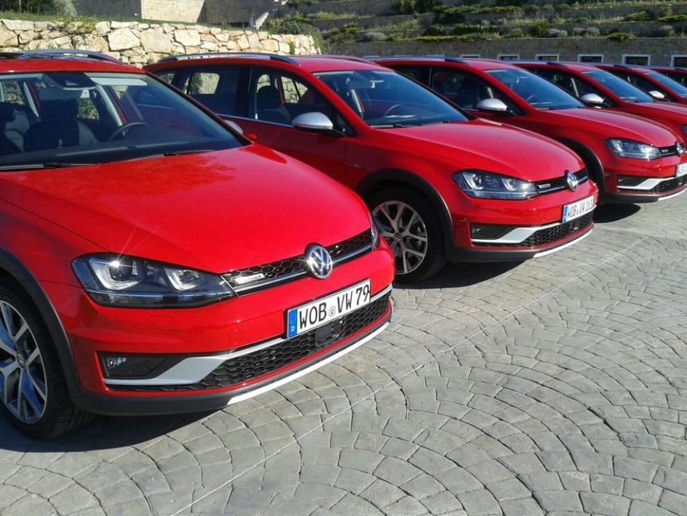Volkswagen Golf Alltrack prova su strada, prestazioni e prezzi - Foto 13 di 13