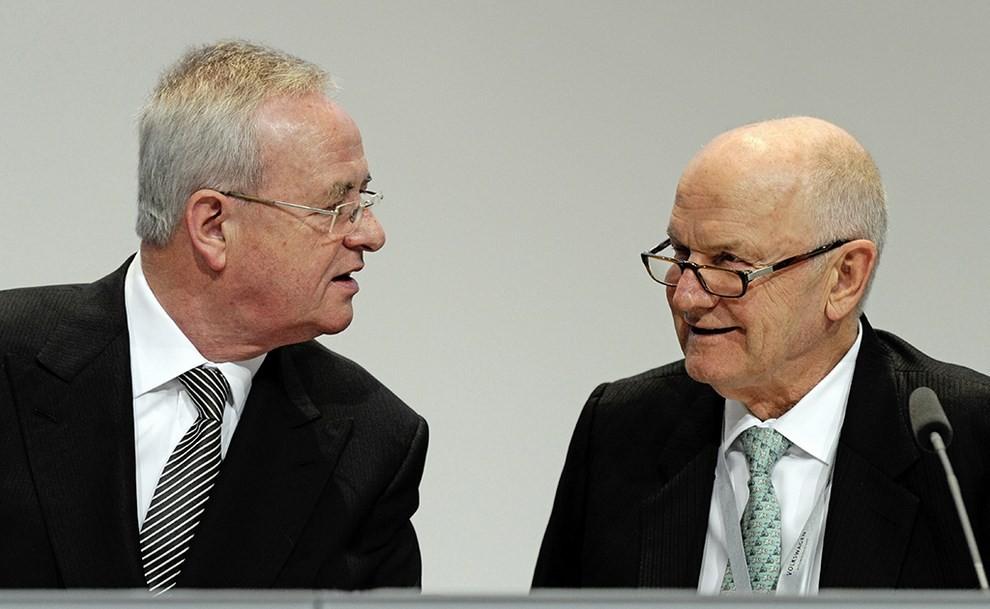 Volkswagen piange la scomparsa di Ferdinand Piëch - Foto 4 di 7