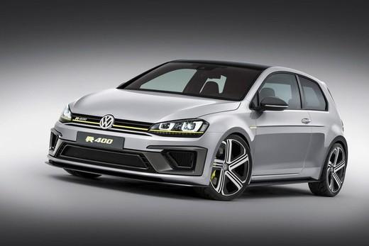 Volkswagen Golf R400: confermata la produzione