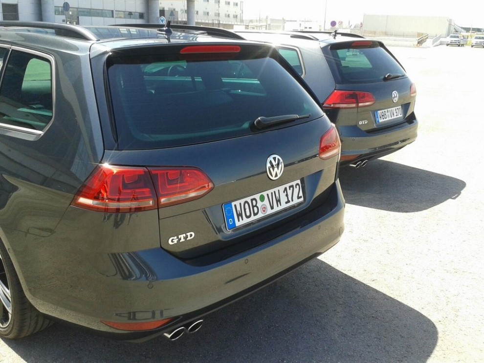 Volkswagen Golf GTD Variant prova su strada, prestazioni e consumi - Foto 14 di 25