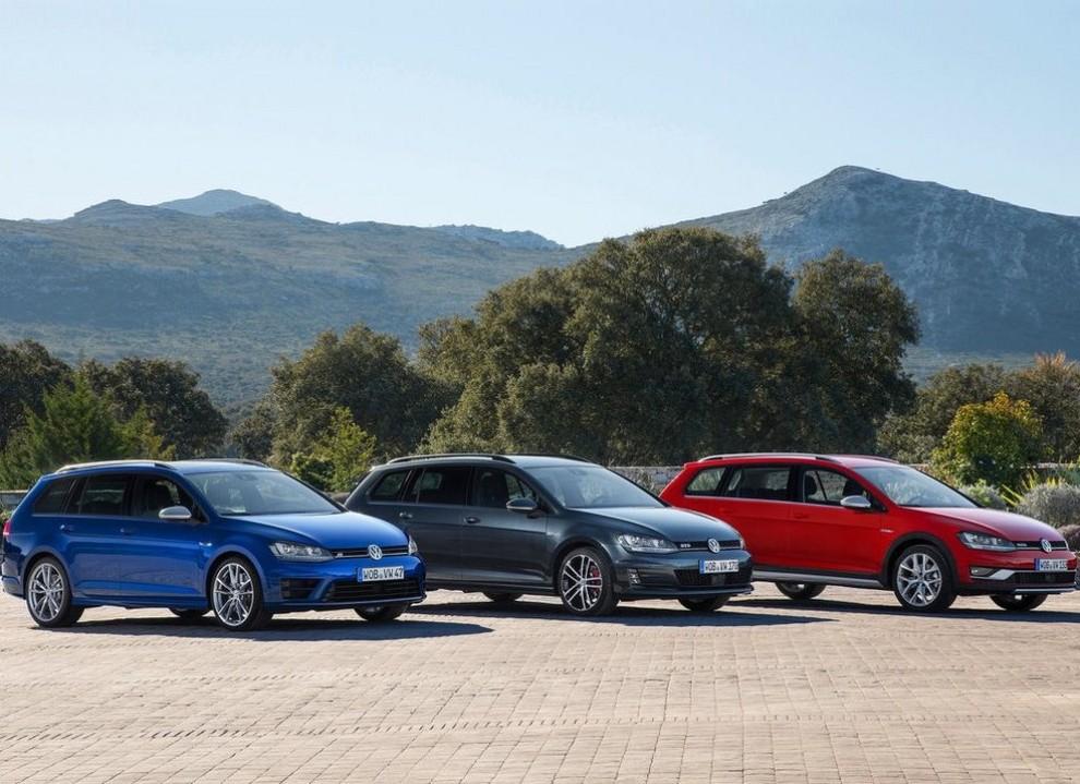 Volkswagen Golf GTD Variant prova su strada, prestazioni e consumi - Foto 19 di 25