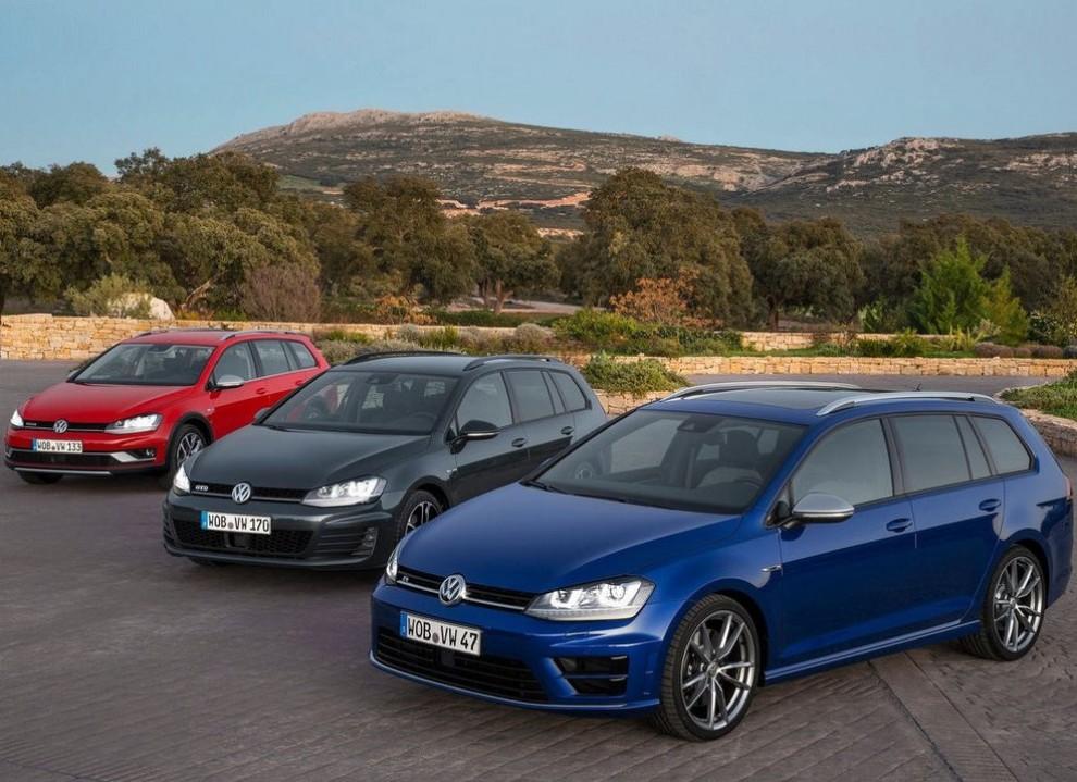 Volkswagen Golf GTD Variant prova su strada, prestazioni e consumi - Foto 20 di 25