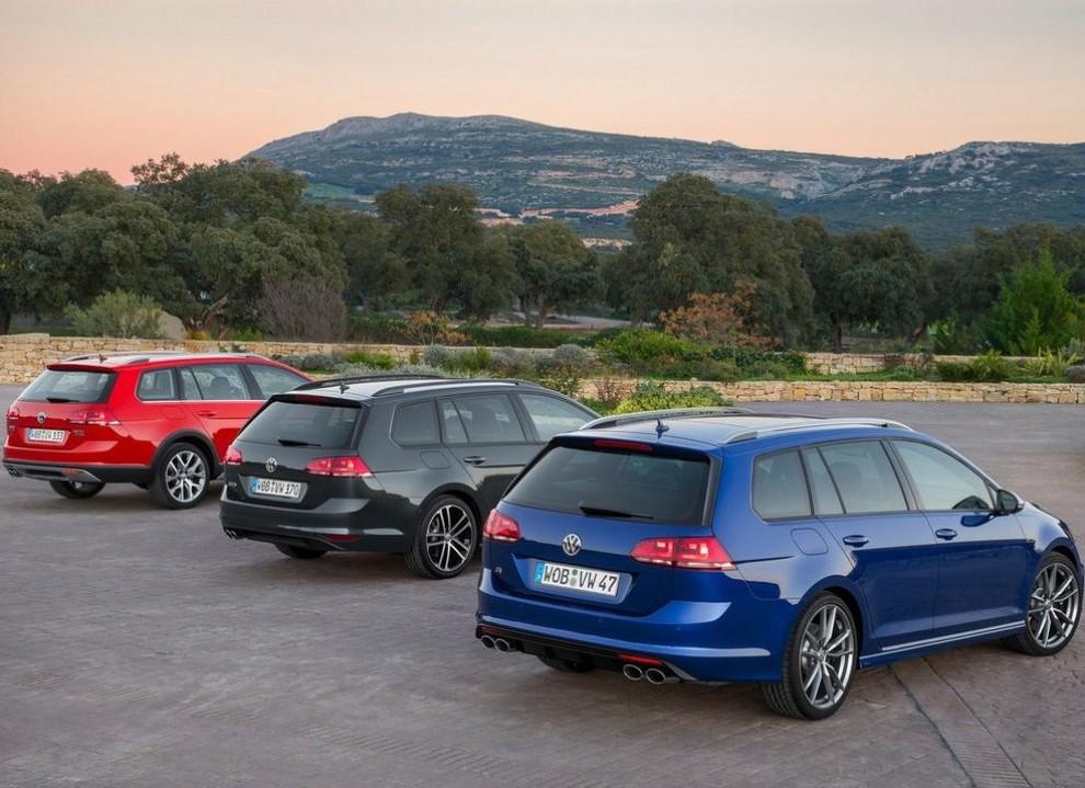 Volkswagen Golf GTD Variant prova su strada, prestazioni e consumi - Foto 21 di 25