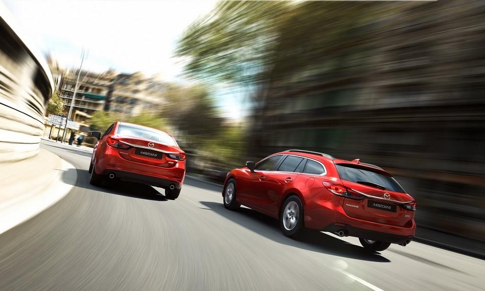 Nuova Mazda6 rinnovata nel design e nella tecnologia - Foto 1 di 4