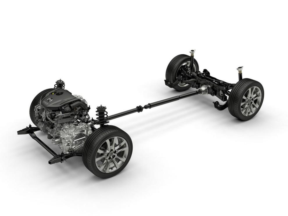 Nuova Mazda6 rinnovata nel design e nella tecnologia - Foto 2 di 4