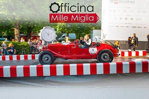 Ricambi per auto d'epoca stampati in 3D, l'idea vincente del progetto Officina Mille Miglia