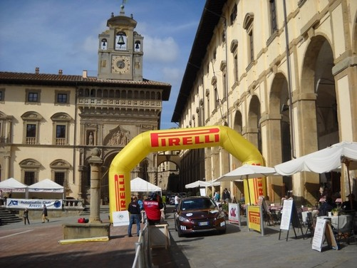 Ecorally San Marino – Vaticano 2015 per la sicurezza stradale
